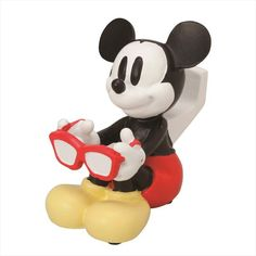 Mickey Mouse Glasses Holder Mickey Mouse, Mickey Ears, Disney Rooms, Disney House, Craft Room Decor, Disney Home Decor, House Mouse, Disney Trips, Disney Magic