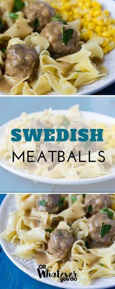"""Everyone loves Swedish meatballs and everybody's Grandma makes them the """"best"""". If you want recapture that part of your childhood or want to pass that down to your kids, this is the Swedish meatball recipe for you. Swedish Meatballs Do you remember the fi"""