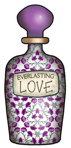 ArtbyJean - Bottles: Perfume Bottles