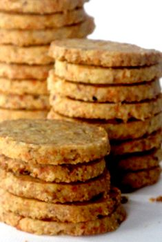 Les Fougeres Cheese Biscuits......