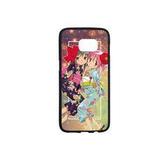 Madoka Magica Rubber Case for SamSung Galaxy S7 edge