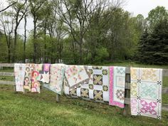 Introducing Sunnyside Up Fabrics & Patterns – Coriander Quilts