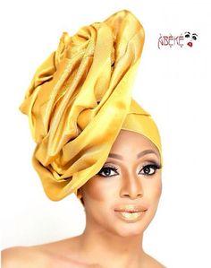 Headwrap turban Gélé attaché foulard