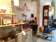 Friday Next Amsterdam concept store via yourlittleblackbook.me