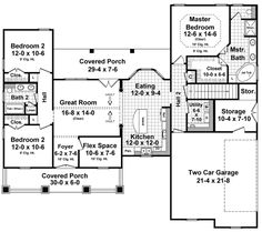 Flexible Craftsman Home Plan - 51140MM | 1st Floor Master Suite, CAD Available, Corner Lot, Country, PDF, Photo Gallery, Split Bedrooms, Traditional, USDA Approved | Architectural Designs