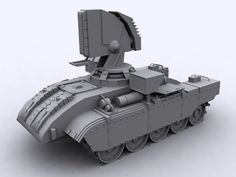 Red Alert 2 Prism Tank by ~Richbk on deviantART