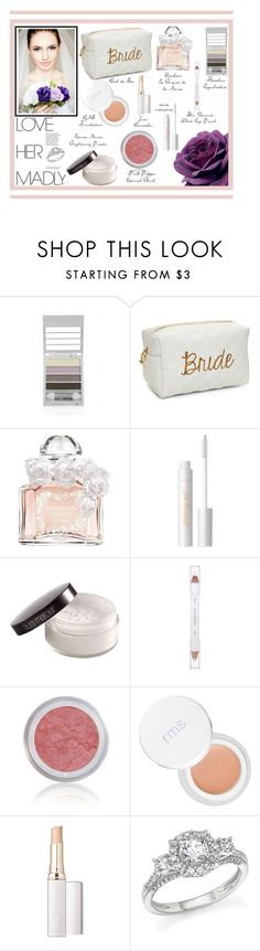 """Bridal Beauty"" by juliehalloran ❤ liked on Polyvore featuring beauty, Guerlain, tarte, Laura Mercier, shu uemura, rms beauty, Jouer and Bloomingdale's"
