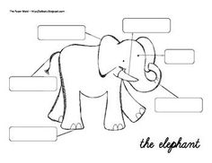 Image result for poem about an elephant for kindy