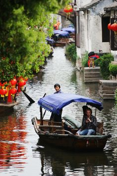 Zhouzhuang China, the Venice of the East - it is stunning