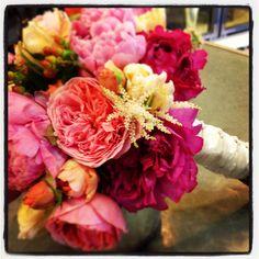 Acesflowers.com Peony garden rose bouquet