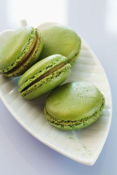 Tee-Macarons | Zeit: 50 Min. | http://eatsmarter.de/rezepte/tee-macarons