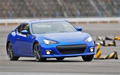 The Subaru BRZ (and it's Scion FR-S kissing cousin) could change the face of affordable sports cars.