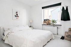 Un appartement familial en blanc et bois