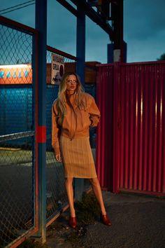 Harper's Bazaar Russia May 2017 Natalia Siodmiak by Agata Pospieszynska