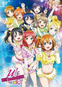 μ's→Next Love Live! 2014 ~Endless Parade~ DVD 1