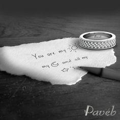 diamond wedding bands http://paveb.com/