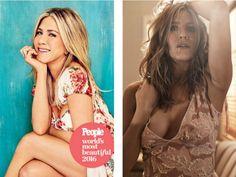H Ελληνοαμερικάνιδα σταρ επιλέχτηκε από το περιοδικό People ως η πιο όμορφη του πλανήτη. Μπράβο Jennifer!