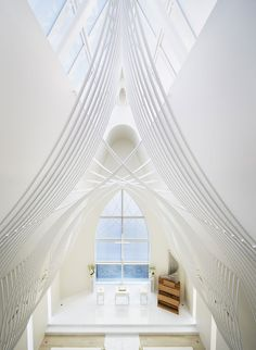 St Voile Chapel by Kasahara Design Work | Yellowtrace