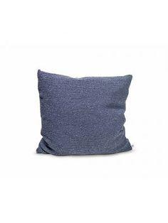 By+Mölle+Denim+Kussen+55+x+55+cm+-+Granite #denim #pillow #interior #decoration #myhomeshopping