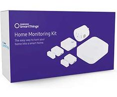 Smart Home Security, Home Security Systems, Best Smart Home, Home Monitor