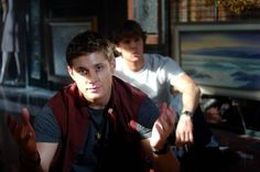 Winchester Bros. :: Supernatural 1x05 Bloody Mary Episode Still