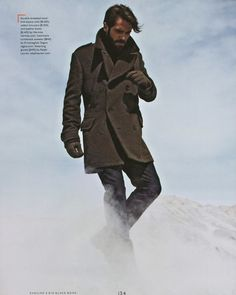 Shaun Michelson for Esquire Big Black Book