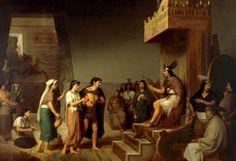 El descubrimiento del pulque, José Obregón, 1869