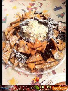 Canoli chips. omg I need this now.