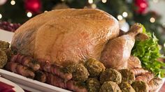 This traditional recipe is a wonderful stuffing for turkey or goose.