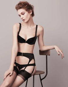 Agent Provocateur Classics Collection New Photo Shoot - 'Jena'