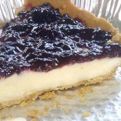 Pay de Queso con Zarzamora Cheesecakes, Pudding, Desserts, Food, Spanish Desserts, Cheesecake, Pies, Pastries, Best Recipes