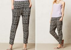 These joggers are a must-have for spring.