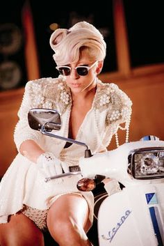 Vespa & Lady Gaga