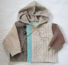 Resweater: Recycled wool clothing week, Heartfeltbaby