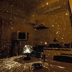 GDS Romantisk Galakse Projektor Natlys - DKK kr. 98