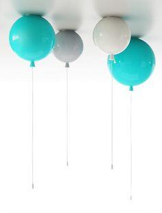 Taklampa Ballong