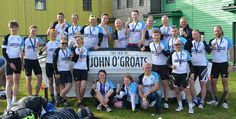 Congratulations to the SUFFER Team Completing their END to END Cycle we were Proud Sponsors