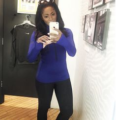 Tiwa Savage shows off weight-loss in work out gear