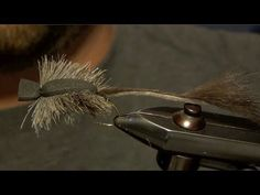 Morrish Mouse Alaska Trout Fly Tying Video Mice Instructions Directions