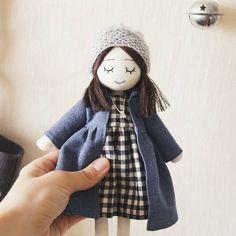 Boneca de Lera Sherhoeva, Russia