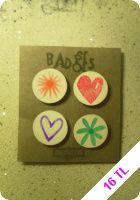 badges :)