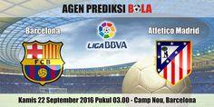 Prediksi Bola Barcelona vs Atletico Madrid 22 September 2016