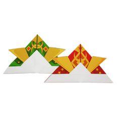 Samurai Helmet - Origami - ArtCanon CREATIVE PARK