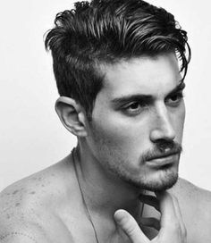 Mens hairstyle names 2017 - http://trend-hairstyles.ru/518.html  #Hairstyles…