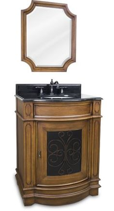 Gallery For Website Hardware Resources VAN T mahogany modern Bathroom Vanity with preassembled top and bowl Hardware and Bathroom vanities