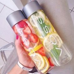 Obsessed with this. Yummy and healty clean eating amd drinking fruity recipies no more boring water for me