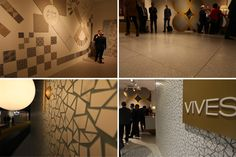 Vives has consolidated the new achievements within the Dolce Vita range highlighted by the imitation of Venetian terrazzo floors (Portofino) and crushed marble mosaic tiles recalling the ingenious works of Antoni Gaudí (Doney). Dolce Vita also embraces such collections as Brenta, Benaco, Farnese, Cies, Ilesolo and Corso.