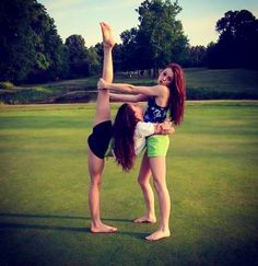 Stretching a needle (: