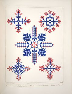 Floriated ornament, a series of thirty-one designs, 1849 - Augustus Welby Northmore Pugin c