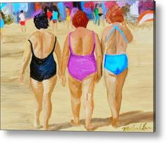 dd98a95af0c2d The Real South Beach Acrylic Print by Michael Lee